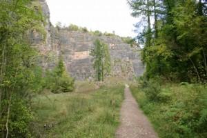 Llanymynech Rocks