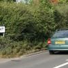 Road through Pant, Shropshire