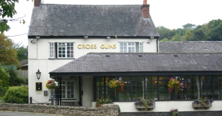 Cross Guns Inn to close for refurbishment