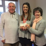 Cheque presentation - Pant Today
