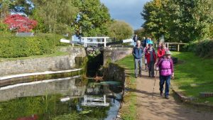 Guided Walk - Llanymynech Wharf to Carreghofa Locks @ Llanymynech Wharf Visitor Centre Car Park | United Kingdom
