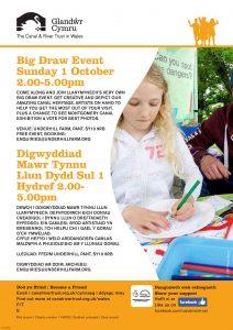 Big Draw Event @ Underhill Farm   Pant   England   United Kingdom