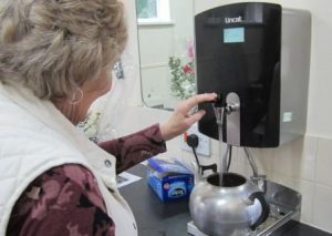 Latest news from Pant Memorial Hall - tea and coffee Facilities at Pant Memorial Hall