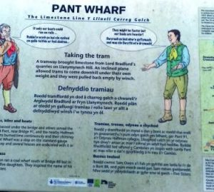 Pant Wharf - Pant.Today