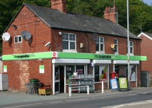 Pant shop in Shropshire listed as community asset