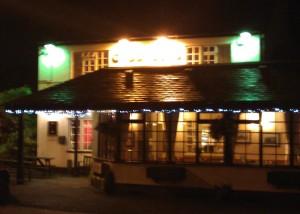 Cross Guns Inn, Pant