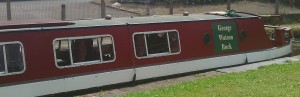 George Watson Buck Canal Boat