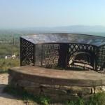 Border Viewpoint, Llanymynech
