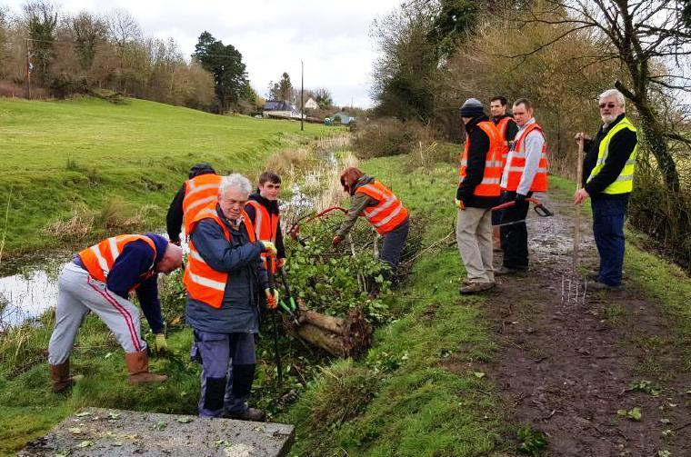 Montgomery Canal in Pant Community Payback