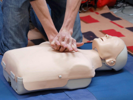 First aid training in Pant, Shropshire