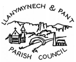 Llanymynech and Pant Parish Council logo