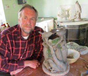 Artwork plans for Pant Memorial Hall - Neil Dalrymple