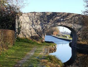 Bridge 70 - Montgomery Canal by Sylvia Edwards