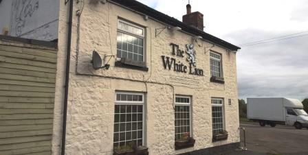The White Lion in Llynclys