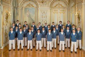 Monaco Boys Choir Concert @ All Saints' Church, Baschurch