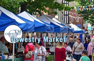 Oswestry Produce Market @ Oswestry Market
