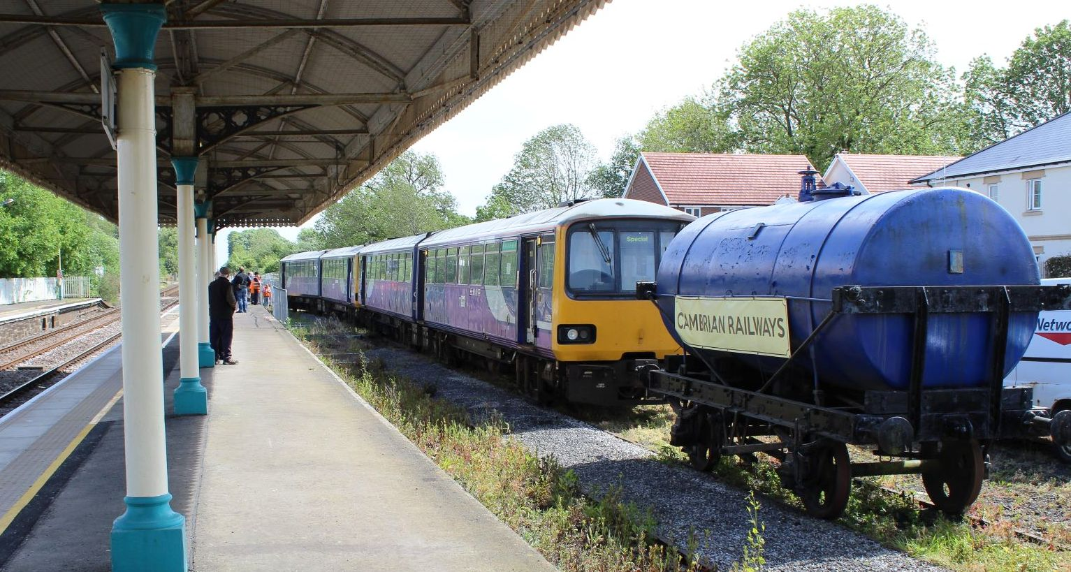 Pacer at Gobowen