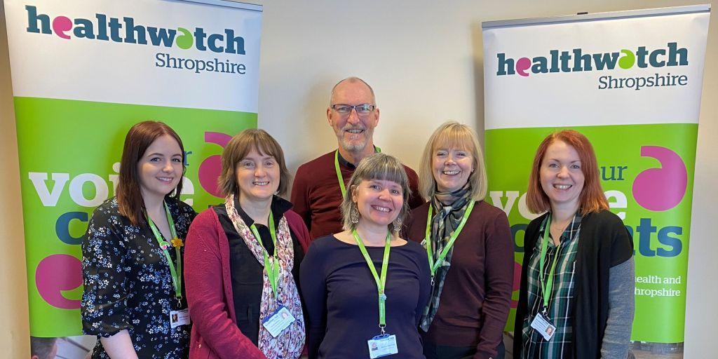 HealthWatch Team Photo