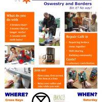 Oswestry & Borders Repair Cafe